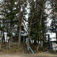 中山町 岡八幡神社, Исахая