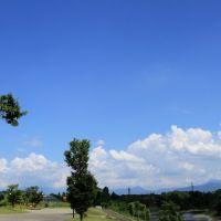 最上川ふるさと総合公園, Исахая