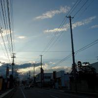 若葉町 黄昏へと続く道, Нагасаки
