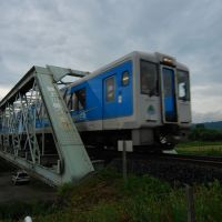 長崎鉄橋, Нагасаки