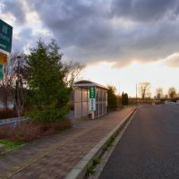 Sagae Bus stop 寒河江バスストップ, Нагасаки
