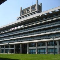 奈良県庁, Кашихара