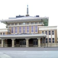 旧奈良駅, Кашихара