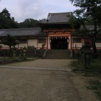 手向山八幡宮(TAMUKEYAMA-HACHIMAN SHINTO SHRINE), Нара