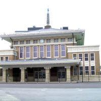 旧奈良駅, Нара