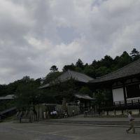 二月堂と三月堂, Нара