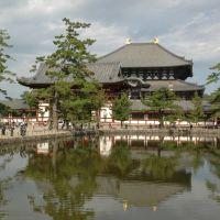 Main Hall of Todaiji, Нара