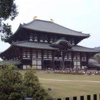 Todaiji Temple, Сакураи