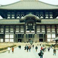 Tōdai-ji temple, Сакураи