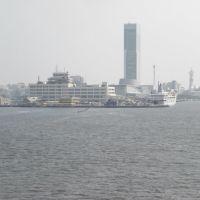 Ferry Terminal, NIIGATA, Кашивазаки