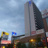 Japan, Niigata Satation, Кашивазаки