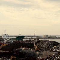 Port of Niigata, Кашивазаки