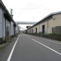 竜が島倉庫群, Оджия