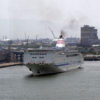 ferry lilac, Оджия