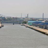 新潟港, Оджия
