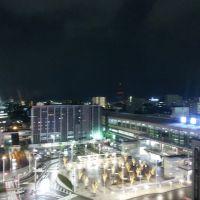 新潟駅駅舎 新幹線口, Санйо