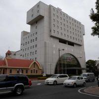 岡山カルチャーホテル, Окэйама