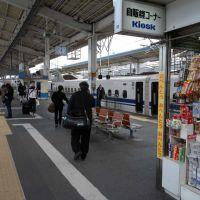 岡山駅, Окэйама