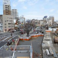 岡山駅西口, Окэйама