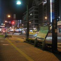 Yanagawa-suji Ave., Окэйама