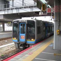 岡山駅 特急「南風」, Окэйама