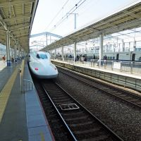 JR山陽新幹線岡山駅(JR Okayama Stn.), Окэйама