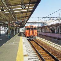 JR岡山駅(JR Okayama Stn.), Окэйама