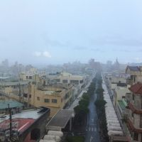 パークアベニューと雨, Ишигаки