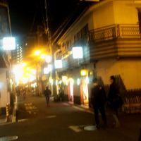 飛田新地飲食店街, Даито