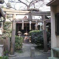 大阪市西成区太子2丁目・松乃木大明神, Кишивада