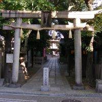阿倍王子神社, Моригучи