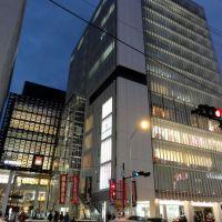 新歌舞伎座, Моригучи