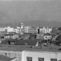 47years agos shot of Ueroku district(大阪上六地区), Ниагава