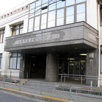 大阪市立夕陽丘中学校, Осака