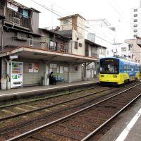 松虫駅, Осака