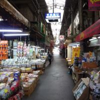 Tsuruhashi Shopping Street 鶴橋商店街, Осака