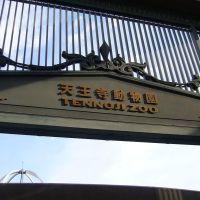 天王寺動物園, Осака