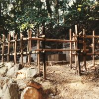 獅子窟寺 王の墓(昭和60年), Суита