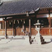 天田神社 社殿(昭和60年), Суита