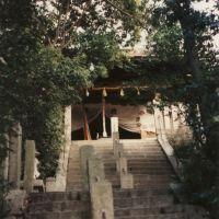 小松神社 社殿, Суита