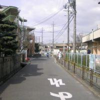 交野市星田5丁目の抜け道①, Суита