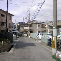 交野市星田5丁目の抜け道②, Суита