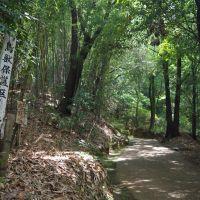 獅子窟寺 参道, Суита
