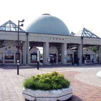 天王寺公園入園ゲート, Такаиши