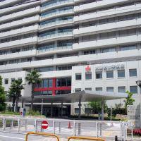 大阪赤十字病院, Тоионака