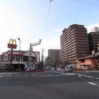 松崎町3丁目, Тондабаяши