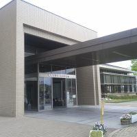 精華町役場、図書館, Хираката