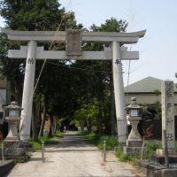 京田辺市宮津佐牙垣内・佐牙神社 一の鳥居, Хираката