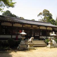京田辺市宮津佐牙垣内・佐牙神社, Хираката