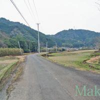 お遍路 38番金剛福寺までの道のり 南西 2012, Имари